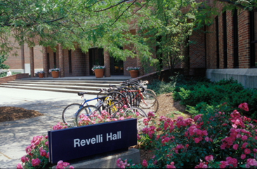 <h2>Revelli William D Band Rehearsal Hall</h2>