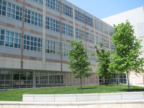 <h2>Undergraduate Science Building</h2>