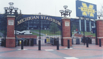 <h2>Michigan Stadium</h2>