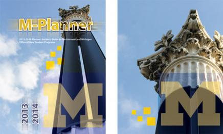 MPlanner cover design