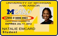 Example MCard