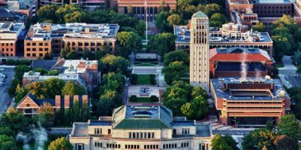 Overview of UofM Campus
